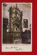 1 Cpa Carte Postale Ancienne -  Burgos - La Cartuja - Sepulcro Del Infante Alfonso - Burgos
