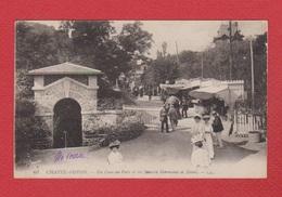 Chatel-Guyon  --  Un Coin Du Parc - Châtel-Guyon
