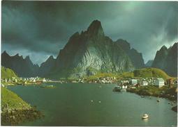 V365 Norway Norge - Reine I Lofoten / Non Viaggiata - Norvegia