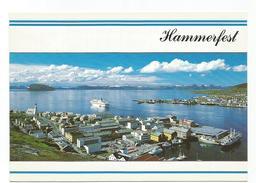 V366 Norway Norge - Hammerfest - Navi Ships Bateaux / Non Viaggiata - Norwegen