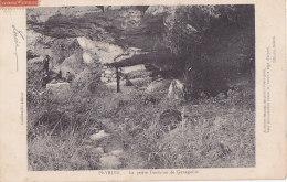 Ag - Rare Cpa PEYRUIS - La Petite Fontaine De Ganagobie - Autres Communes
