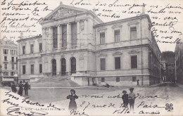 Ag - Cpa NICE - Le Palais De Justice (MTIL) 1904 - Monumenti, Edifici