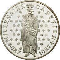France, 10 Francs, 1987, SPL, Argent, KM:961a, Gadoury:820 - France