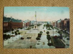 Carte Postale Ancienne Lisboa En Franchise Militaire Marine Française Service à La Mer 1919 - Poststempel (Briefe)