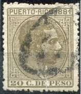 PUERTO  RICO   Nº  54    LUJO-usado-257 - Puerto Rico