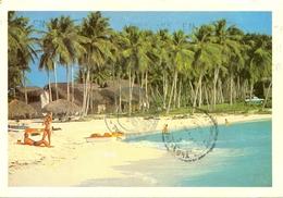 République Dominicaine - 1987 - La Romana - Dominicus Beach Village - Ecrite Timbrée Et Circulée - 1209 - Dominicaine (République)