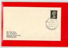 GREAT BRITAIN - ABRAHAM LINCOLN BIRTHDAY 1809 - 1969 - Celebrità