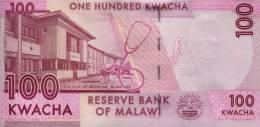 MALAWI P. 59 100 K 2012 UNC - Malawi