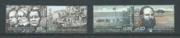Australia 2012 Inland Explorers Set Of 4 As 2 Joined Pairs MNH - 2010-... Elizabeth II