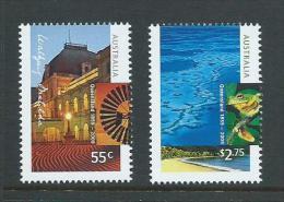 Australia 2009 Queensland Anniversary Set 2 MNH - Mint Stamps