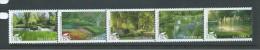 Australia 2009 Parks & Gardens Strip Of 5 MNH - Mint Stamps