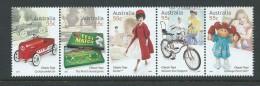 Australia 2009 Childrens Toy Strip Of 4 MNH - Nuovi