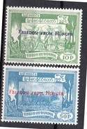 1963 Freedom From Hunger MH Set Very Fine (b10a) - Myanmar (Birma 1948-...)