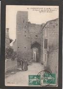 13  BARBENTANE -  Porte Du Séguier Des Anciens Remparts - France