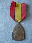 Médaille Commémorative De La Campagne  1914-1918 - Herinnerings - Van Den Veldtoght - E.D.B. - EJ De BREMAECKER - Bronze - Belgique