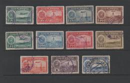 Venezuela 1938 Air Stamps.Used. - Venezuela
