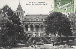 ST-THIBERY - ( 34 ) - Chateau Ste Cecile - France