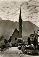 LIECHTENSTEIN    LAURENZIUSKIRCHE  SCHAAN    2  SCAN    (VIAGGIATA) - Liechtenstein