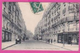CP - PARIS 75007 - PHARMACIE Rue Valentin Hauy & Place De Breteuil - Autres Monuments, édifices