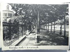 ITALY LOMBARDIA CARTOLINA DA TREVIGLIO BERGAMO FORMATO GRANDE VIAGGIATA - Bergamo