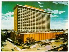 "HONG KONG - MANILA HILTON - MANILA'S ""MABUHAY"" - WARM WELCOME-HOTEL - 1970 - Vedi Retro - Cina (Hong Kong)"