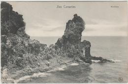 ILES CANARIES - ROCHERS - Espagne