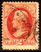 11993 Estado Unidos 58 Jackson U - Used Stamps