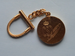 CSD ( Key Chain - Porte Clé / Sleutelhanger / Zie Foto ) ! - Jeux Olympiques