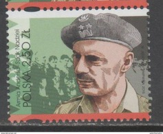 POLAND, 2016, MNH,WWII, ARMY OF ANDERS,1v - 2. Weltkrieg