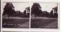 Warsage 1913 Plaque De Verre - Plaques De Verre