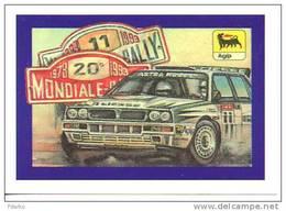 Mondiale Lancia Rally Agip B 1263 - Sport Automobile