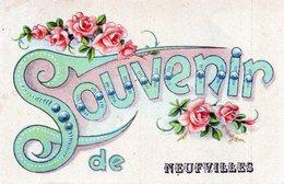 Neufvilles.Souvenir De Neufvilles. - Other