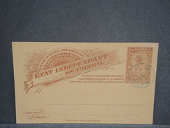 CONGO - Entier Postal Avec Oblitération De Matadi En Bleu - L 6472 - Entiers Postaux