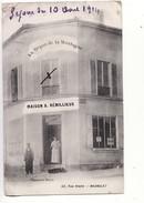 """Bagnolet - Maison A. Rémillieux - 40 Rue Hoche """"Au Repos De La Montagne"""" / Editions Routier - Bagnolet"""
