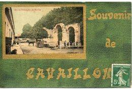 84. Cavaillon. Arc De Triomphe De Marius - Apt