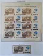 JOURNEE DU TIMBRE 1983 - NEUFS ** - YT 2338 + FEUILLET - MI 2604 + FEUILLET - 1931-Aujourd'hui: II. République - ....Juan Carlos I