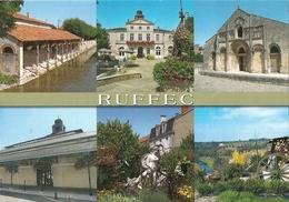 RUFFEC ... MULTIVUES - Ruffec