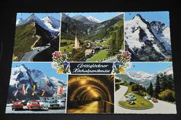 588- Grossglockner, Hochalpenstrasse / Autos / Cars / Coches - Österreich