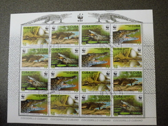 Cuba 2003 - Cuban Crocodile - W.W.F.