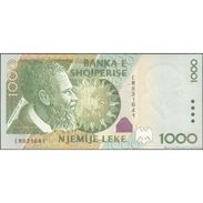 TWN - ALBANIA 69 - 1.000 1000 Leke 2001 Prefix OB UNC - Albania