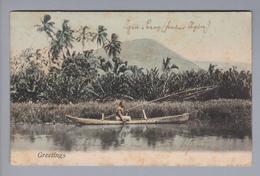 AK OZ Samoa Apia 1901-01-14 Foto - Samoa