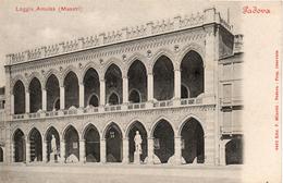 Italie. Padoue. Logia Amulea (maestri) - Padova (Padua)