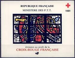 FRANCE - 1981 - Carnet CROIX ROUGE - Neuf Sans Charnière. Y/T 2030 - Côte 9,00 €uros - Carnets
