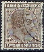 PUERTO RICO #  FROM 1882  STAMPWORLD 65 - Puerto Rico