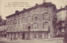 88 Plombières Les Bains - Maison Resal-Cornuet - Rue Stanislas - Plombieres Les Bains