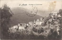PRUNELLI DE CASACCONI. VUE GENERALE - Frankreich