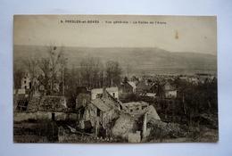 02 - PRESLES-ET-BOVES - Vue Générale - La Vallée De L'Aisne - France