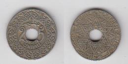 25 CENTIMES 1921 - POISSY - Marruecos