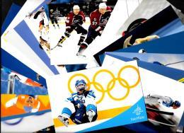 [MD0905] CPM - SERIE DI 21 CARTOLINE TORINO 2006 - OLIMPIADI INVERNALI - NV - Giochi Olimpici