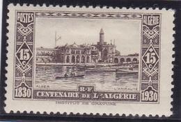 Algérie N° 89 Neuf * - Neufs